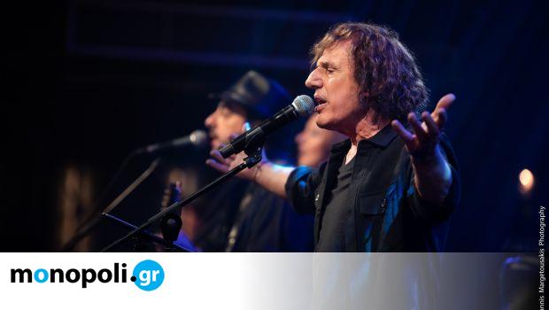 Βασίλης Παπακωνσταντίνου: Διαθέσιμη on demand η συναυλία του από τον Σταυρό του Νότου