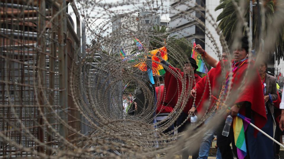 Ισημερινός: Πάνω από 50 νεκροί κρατούμενοι σε φυλακές    Ειδήσεις - νέα - Το Βήμα Online