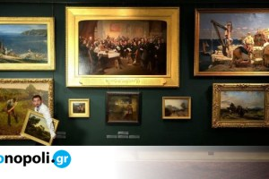 Οι μεγαλύτερες κλοπές έργων τέχνης που έμειναν στην ιστορία - Monopoli.gr