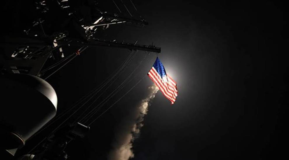 Πρώτο χτύπημα ΗΠΑ σε Συρία -  Το μήνυμα | Ειδήσεις - νέα - Το Βήμα Online