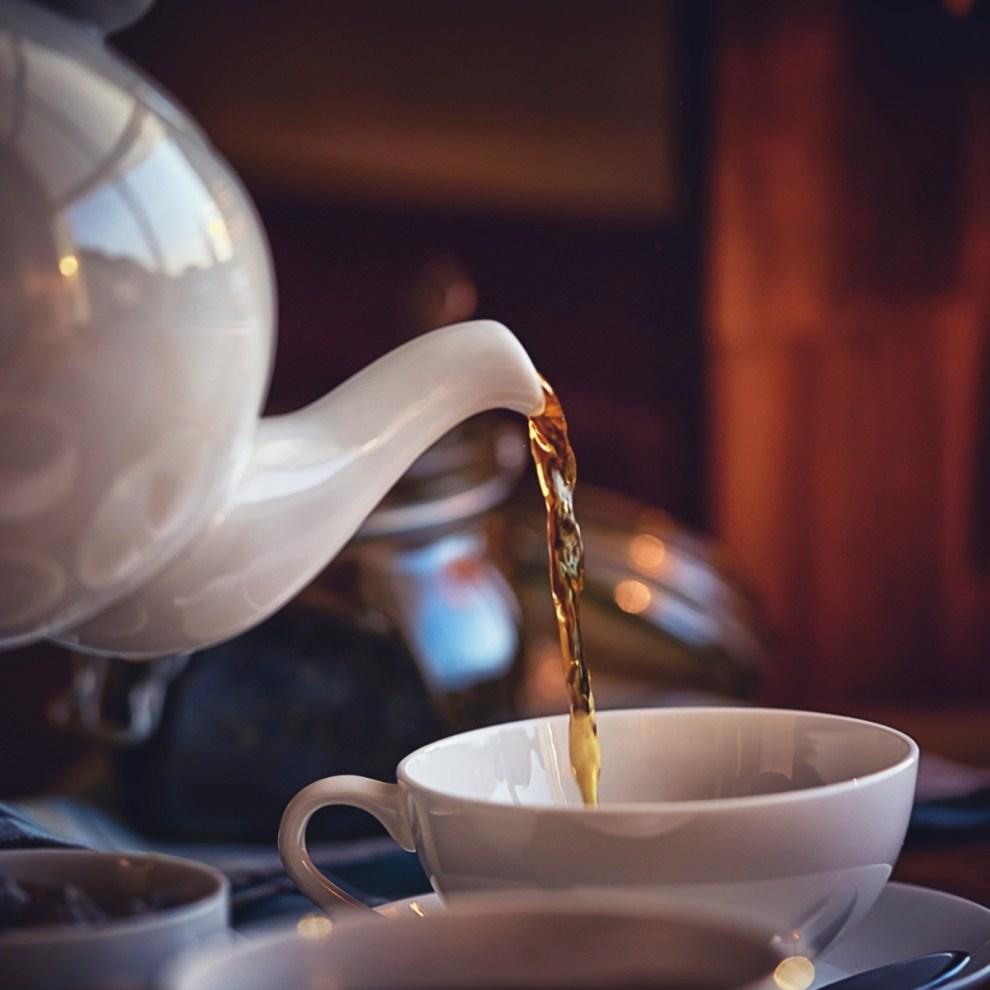Πώς φτιάχνεται σωστά το τσάι