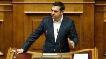 Αλ. Τσίπρας στη Βουλή: Το πιό παρατεταμένο και αποτυχημένο lockdown της Ευρώπης