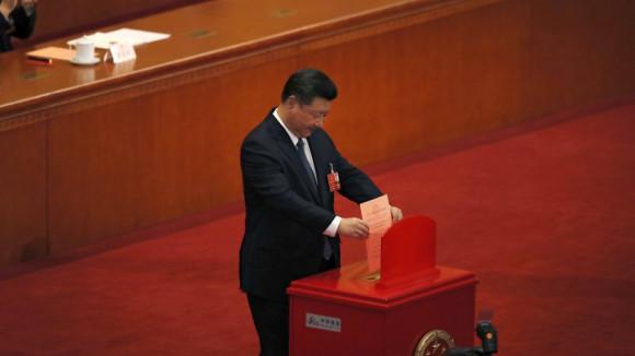 Κίνα: Πάνω από το 6% του ΑΕΠ ο στόχος για το 2021