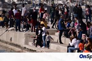 Κωδικός «6»: «Κλείδωσε» η απαγόρευση μετακίνησης από δήμο σε δήμο στην Αττική