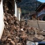 Λάρισα: Τροχόσπιτα και τροφοδοσία για τους σεισμόπληκτους