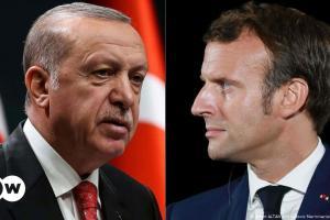 Μακρόν για Τουρκία ενόψει του Συμβουλίου Κορυφής   DW   24.03.2021