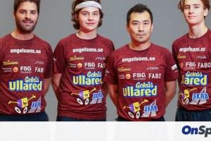 Πινγκ Πονγκ: Καλή επιστροφή Ρηνιώτη στην 1η εθνική κατηγορία της Σουηδίας