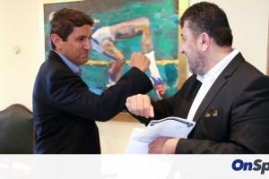 Απορία Αυγενάκη για την αρνητική στάση της Ένωσης SL2-FL κατά της αναδιάρθρωσης