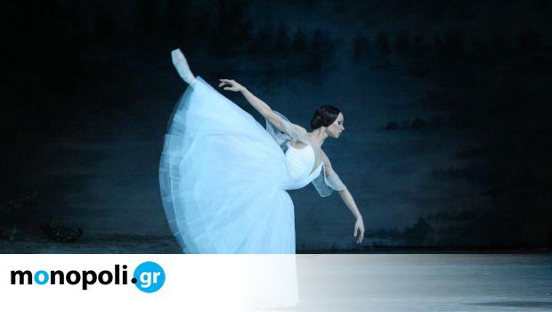 Ζιζέλ, από το μπαλέτο του Θεάτρου Μαριίνσκι στο Christmas Theater Online