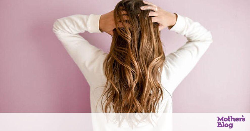 Μακριά και πυκνά μαλλιά με ροδόνερο και βιοτίνη