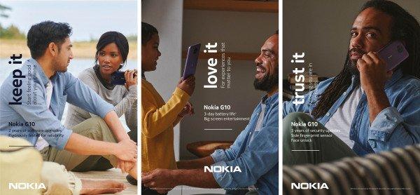 Νέες σειρές και συσκευές κινητών τηλεφώνων από τη Nokia