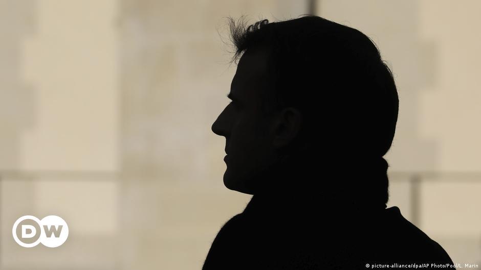 Ο Μακρόν στραμμένος στις προεδρικές του 2022 | DW | 19.04.2021