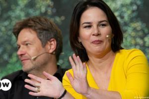 Ποια είναι η υποψήφια καγκελάριος των Πρασίνων | DW | 19.04.2021