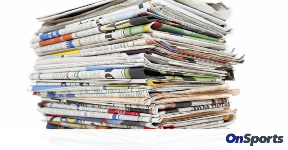 Τα πρωτοσέλιδα των αθλητικών εφημερίδων της ημέρας (09/04)