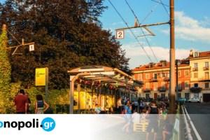 """Τορίνο: Εγκαταλελειμμένη γραμμή του τραμ """"μεταμορφώνεται"""" σε πανέμορφο πάρκο"""