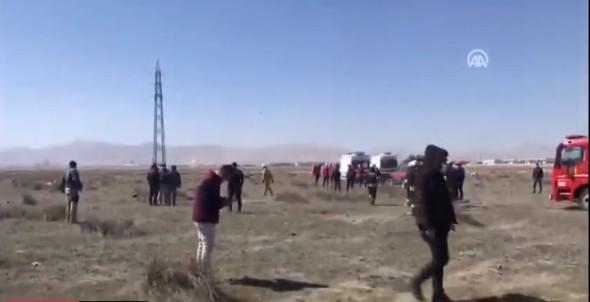 Τουρκία : Συνετρίβη μαχητικό αεροσκάφος – Νεκρός ο πιλότος