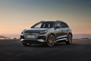 Audi Q4 e-tron και Q4 Sportbacke-tron: 299 ίππους και αυτονομία έως 520 χιλιόμετρα