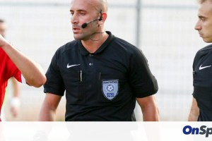 Football League: Οι διαιτητές της 6ης αγωνιστικής
