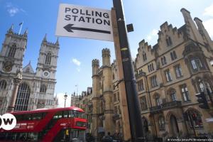 Εκλογική Σούπερ-Πέμπτη στη Μ.Βρετανία | DW | 06.05.2021