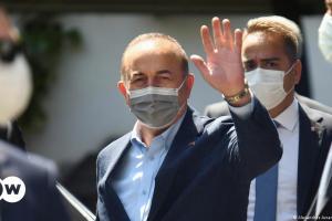 Θυμός στην Αθήνα για τις δηλώσεις Τσαβούσογλου   DW   31.05.2021