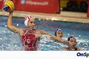 Πόλο γυναικών: Επίδειξη δύναμης ο Ολυμπιακός στο ντέρμπι