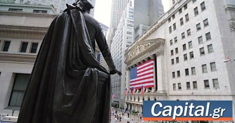 Σε νέα ρεκόρ έκλεισαν Dow και S&P 500, σημαντικά κέρδη για Nasdaq