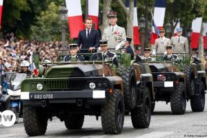 «Στρατηγοί με παντόφλες» ονειρεύονται πραξικόπημα | DW | 02.05.2021