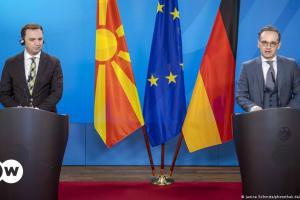 Συνάντηση Μάας-Οσμάνι στο Βερολίνο | DW | 03.05.2021