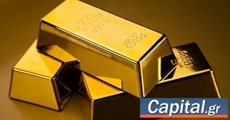 Υποχωρεί ο χρυσός από το υψηλό διμήνου