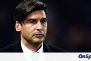 Φονσέκα: «Σπουδαίος προπονητής ο Μουρίνιο»!