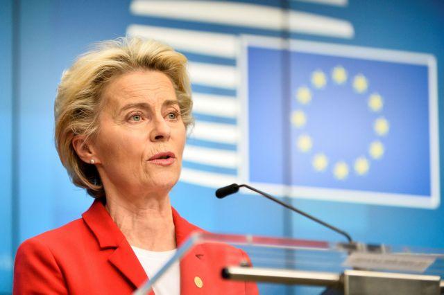 Φον ντερ Λάιεν: Η άρση των πατεντών δεν θα λύσει το πρόβλημα