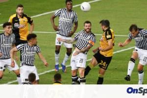 Super League: Δώρο του Ευρωπαίου ΠΑΟΚ στον Παναθηναϊκό – Η βαθμολογία στα play offs (photos)