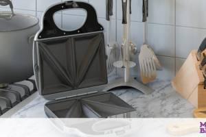 Tips για μαμάδες: Αυτός είναι ο σωστός τρόπος για να καθαρίσετε την τοστιέρα