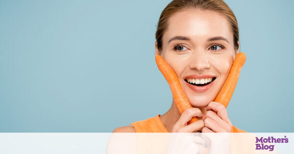 Tips για μαμάδες: DIY μάσκες προσώπου με καρότο για λαμπερό δέρμα