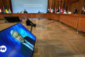 Αποδοχήτου ρόλου της Τουρκίας στη Λιβύη | DW | 23.06.2021