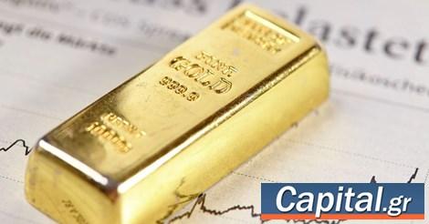 Απώλειες 0,7% για τον χρυσό στην εβδομάδα, με πίεση από το δολάριο