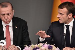Γαλλική αλλαγή στάσης απέναντι στην Τουρκία | DW | 26.06.2021