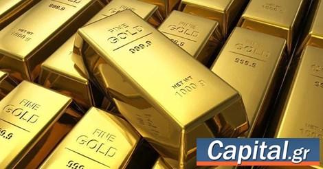 Δεύτερη ημέρα κερδών για τον χρυσό με στήριξη από την πτώση των ομολόγων