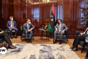 Διάσκεψη Βερολίνου: Βήμα προς την ειρήνη στη Λιβύη; | DW | 23.06.2021