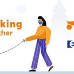 Ευρωπαϊκή Πίστη: Συνεργασία με την Plus2feet για τη δωρεά αναπηρικών αμαξιδίων για ζώα που το έχουν ανάγκη