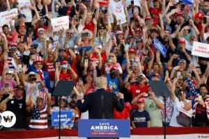 Η επιστροφή του Ντόναλντ Τραμπ | DW | 27.06.2021