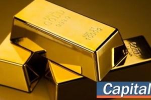 Με κέρδη, αλλά κάτω από τα 1.900 δολ. έκλεισε ο χρυσός