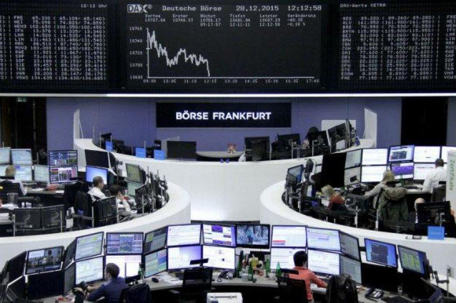 Σε άνοδο οι ευρωαγορές –  Νευρικότητα στο ΧΑ