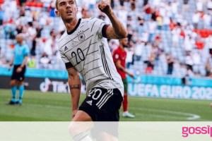 Euro 2020: O MVP της Γερμανίας έχει την πιο όμορφη σύντροφο (pics)