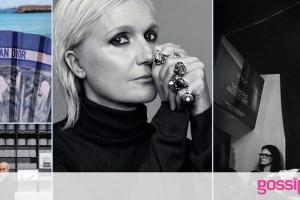 Dior Celebrates Greece: Μαρία Γκράτσια Κιούρι - Έτσι εμπνεύστηκε την εκδήλωση στην Ελλάδα