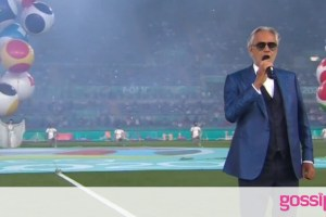Euro 2020: Ο Andrea Bocelli και ο Bono από τους U2 ξεσήκωσαν τα πλήθη στην τελετή έναρξης!