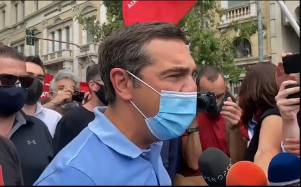 Αλέξης Τσίπρας: Η Μύκονος χαρακτηριστικό παράδειγμα της παταγώδους αποτυχίας της κυβέρνησης