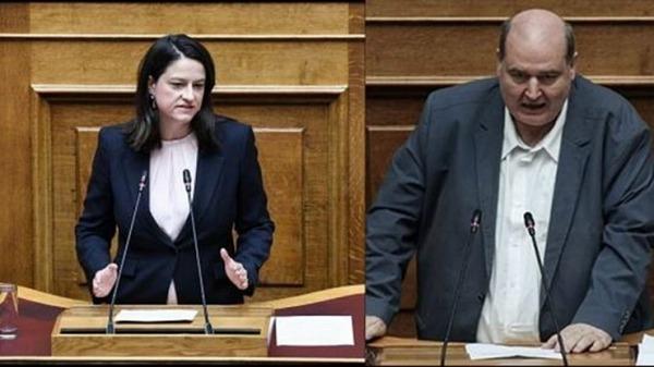 Βουλή: Έντονη αντιπαράθεση Κεραμέως - Φίλη στο νομοσχέδιο για νέο σχολείο