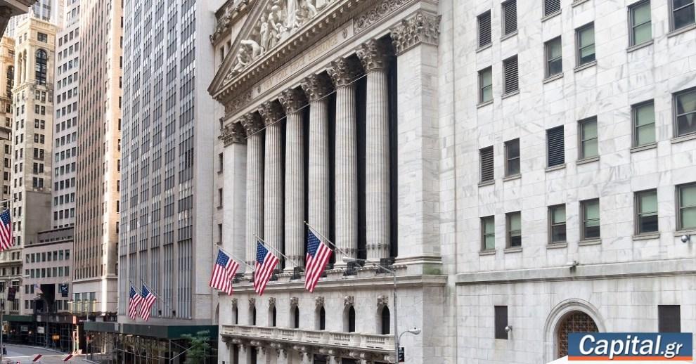 Επιμένει σε ανοδική τροχιά η Wall Street