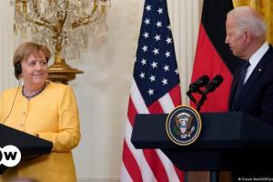 ΗΠΑ και Γερμανία έρχονται πιο κοντά | DW | 16.07.2021